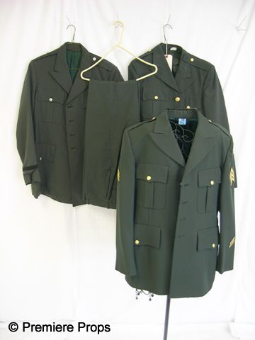 GENUINE WWII GERMAN OFFICER TRENCH COAT, BLACK LEATHER