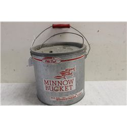 MINNOW BUCKET - CHOICE OF 3
