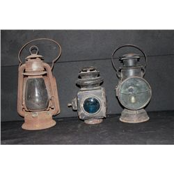 3 LAMPS - 1 MONEY