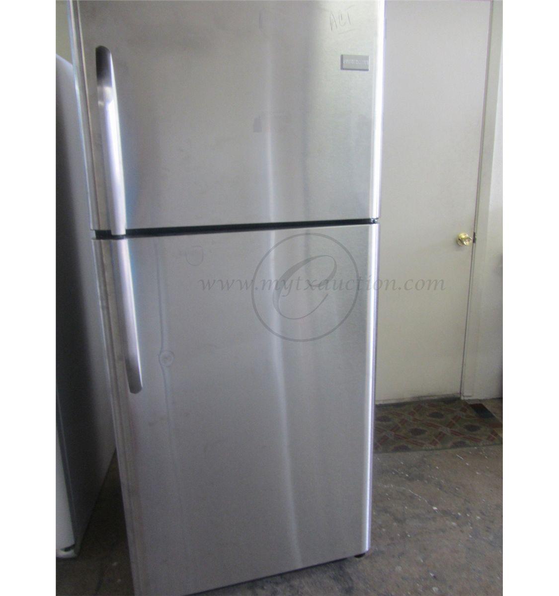 Frigidaire 20 6 Cubic Foot Top Freezer Refrigerator
