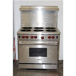 WOLD 311 GAS STOVE