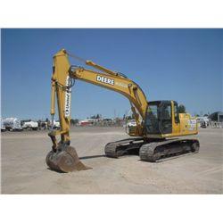 2005 John Deere 200CLC Excavator