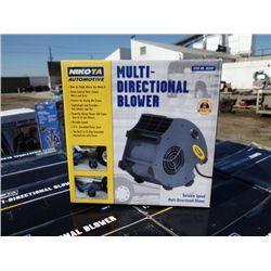 NikoTa  01247 Multi-Directional Blower