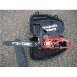 "Craftsman 18"" 40cc Chainsaw"