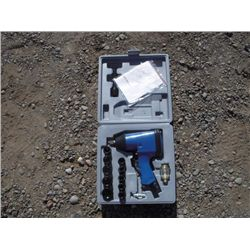 """Air Impact Wrench Kit, 1/2"""" Drive"""