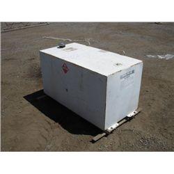 Delta 100 Gallon Skid Mount Fuel Tank