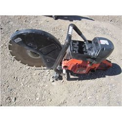 Emak 6E8XS Concrete Saw w/ Diamond Blade