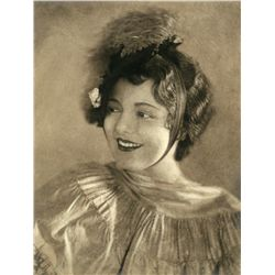 PORTRAIT OF JANET GAYNOR BY WILLIAM MORTENSEN