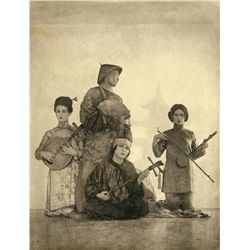 ART STUDIES FROM RUBAIYAT OF OMAR KHAYYAM BY WILLIAM MORTENSEN
