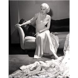 COLLECTION OF ORIGINAL CAMERA NEGATIVES OF JEAN HARLOW BY GEORGE HURRELL FROM RED HEADED WOMAN.