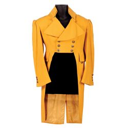 TYRONE POWER TAILCOAT FROM LLOYD'S OF LONDON