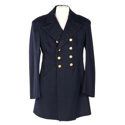 """CHARLES BICKFORD CAPTAIN COAT, AND RAY MILLAND TAILS AND PANTS FROM """"REAP THE WILD WIND"""""""