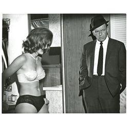 FRANK SINATRA (60+) TONY ROME PRODUCTION PHOTOGRAPHS