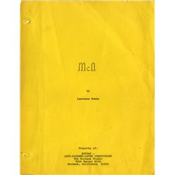 JOHN WAYNE'S MCQ SCRIPT