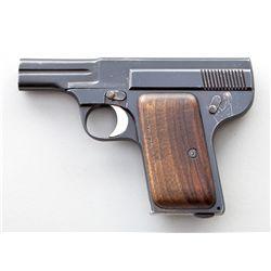 Nazi Proofed Armand Gavage Semi-Automatic Pistol