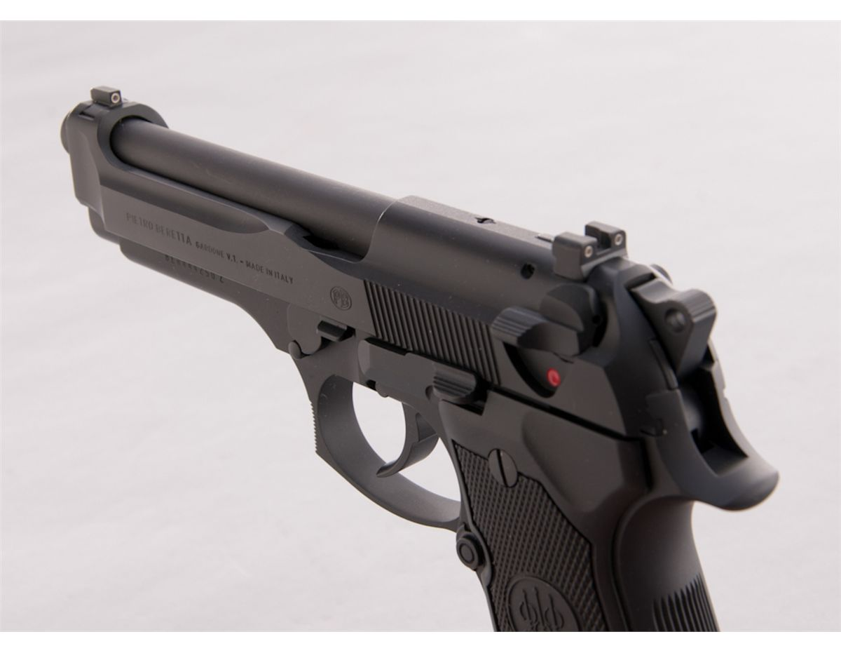 Beretta Model 92 Brigadier Semi-Automatic Pistol