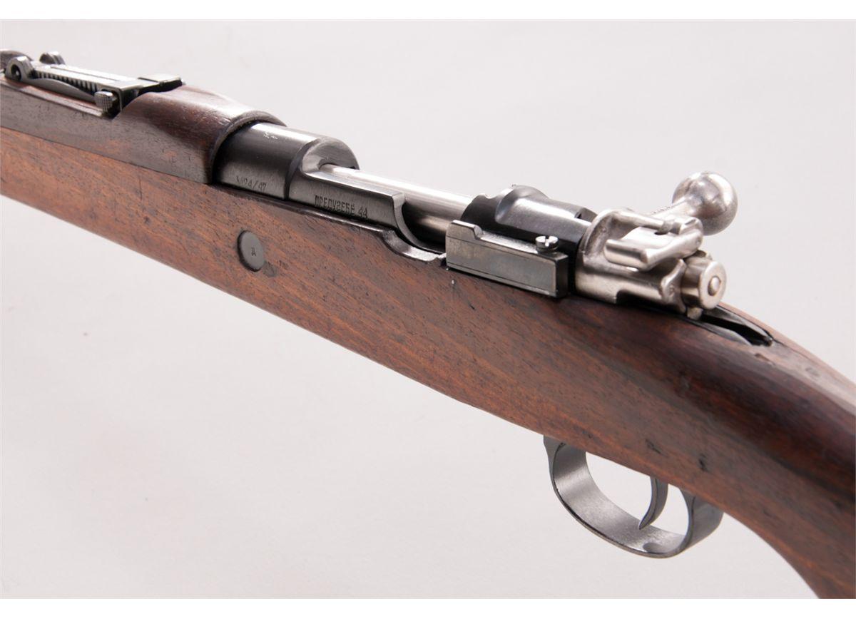 Yugoslavian M24/47 Mauser Bolt Action Rifle