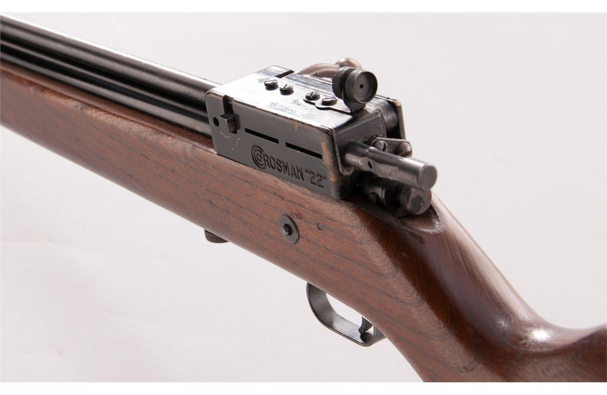 Crosman Model 118 Repeating Gas Rifle