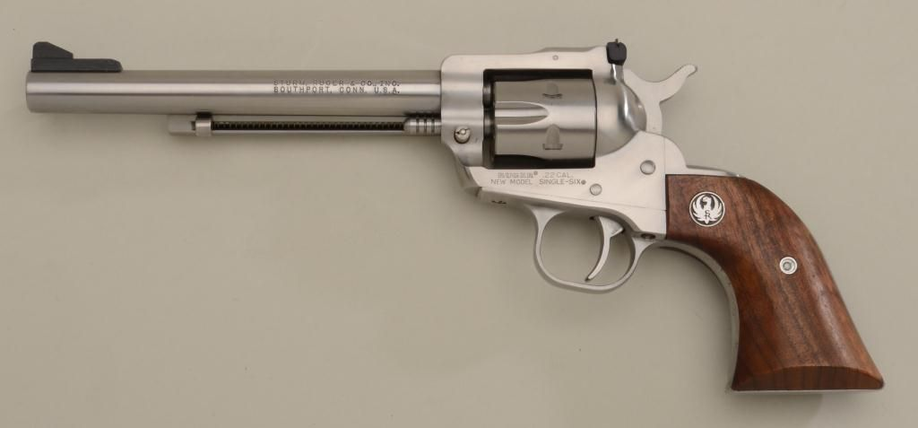 Ruger New Model Single Six 200th year of American Liberty