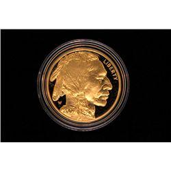 COIN: (1) 2007 1 oz. Proof Buffalo Gold Coin