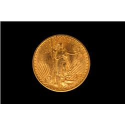 COIN:1915 US Twenty Dollar Gold Coin