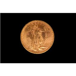 COIN:1923 US Twenty Dollar Gold Coin