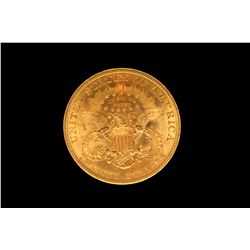 COIN: 1904 US Twenty Dollar Gold Coin
