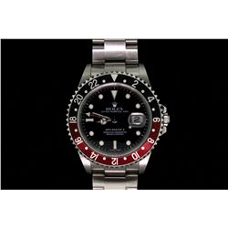 ROLEX: Men's  Rolex O.P. GMT-Master II Date wristwatch