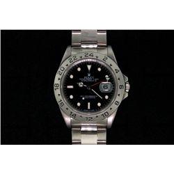 ROLEX: Men's  Rolex O.P. Explorer II wristwatch