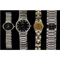 WATCH: Lot assorted lady's and men's watches