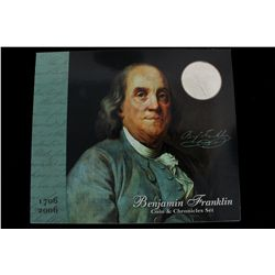 COLLECTIBLES:  (9) 2006 Benjamin Franklin Coin