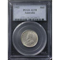 1912 Shilling