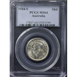 1944 S Shilling