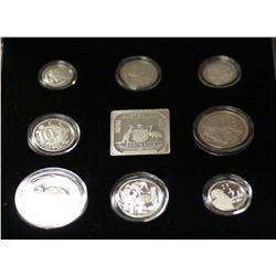 Masterpieces in Silver 1991