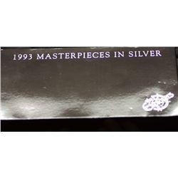 Masterpieces in Silver 1993