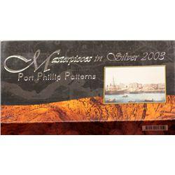 Masterpieces in Silver 2003