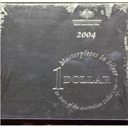 Masterpieces in Silver 2004