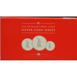 1999 Lunar Coin Series
