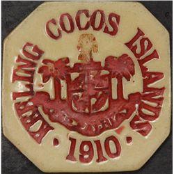 Cocos Keeling 50 c