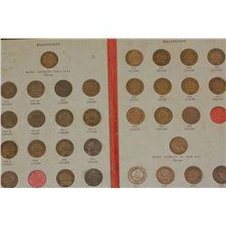 ½ Penny Set
