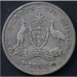 1933 Florin x 5