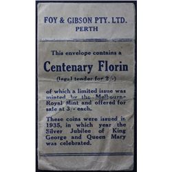 Perth Foy and Gibson Bag