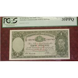 Coombs Watt George V1 1 Pound