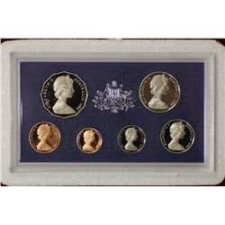 1977, 1978 and 1984 Proof Sets