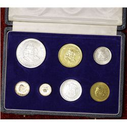 South Africa 1963 Proof Set