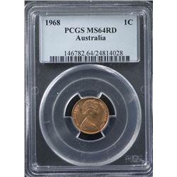 Australia 1968 1 Cent