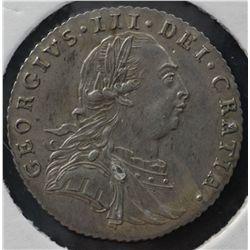GB Sixpence 1787
