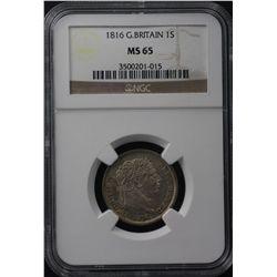 GB 1816 Shilling
