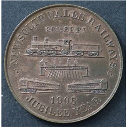 Centenary of New South Wales Railway