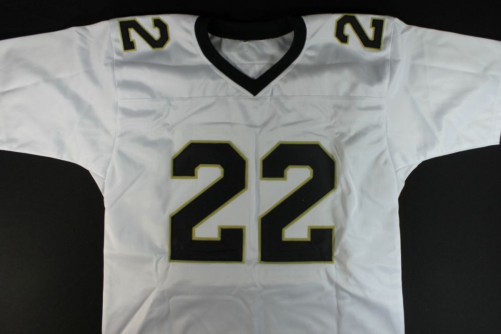 Tracy Porter Signed Saints Jersey: Inscribed
